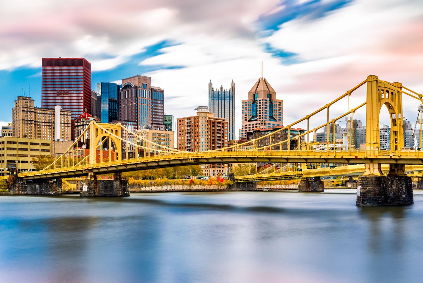 Omni William Penn Hotel in Pittsburgh, Pennsylvania